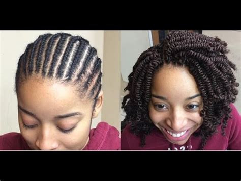 crochet braid pattern for spring twist 83 the right way to twist spring twist hair youtube