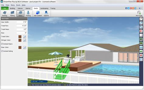home design software overview decks and landscaping kitchen design software free review beach themed kitchen