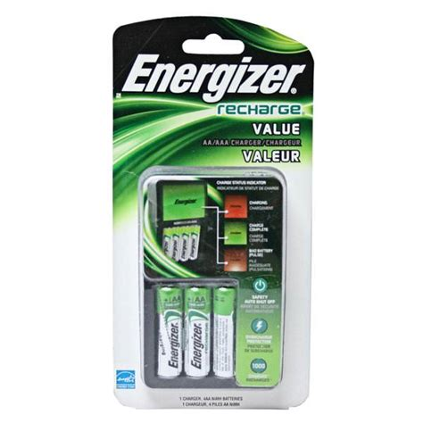 energizer nimh battery charger light energizer 07680 rechargeable battery