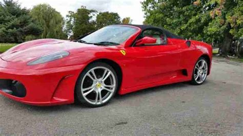 fake ferrari for sale ferrari 430 replica spider car for sale