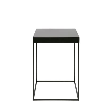 Table D Appoint Metal 5572 by Table D Appoint Design Industriel M 233 Tal Noir Meert By Drawer