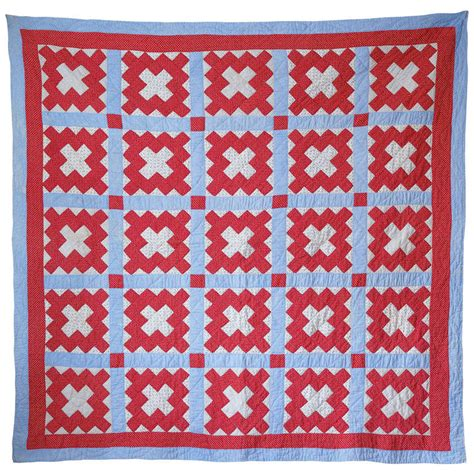 Vintage Patchwork Quilts - vintage patchwork quilt at 1stdibs