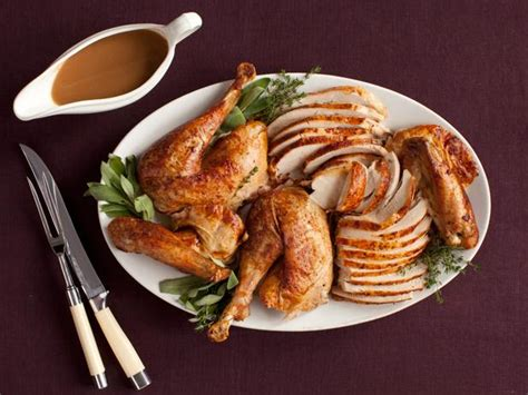 worlds simplest thanksgiving turkey food network food fight turkey white meat vs dark meat food
