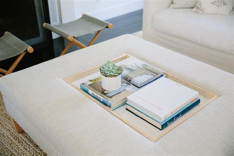 white coffee table ottoman ottoman coffee table design ideas