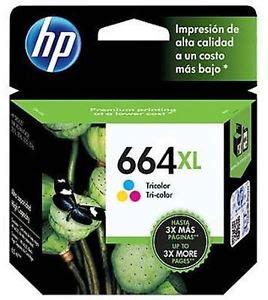 Hp 803 Colour Catridge Printer 100 Original new hp 664 xl tri color original ink cartridge deskjet