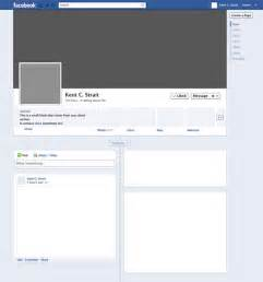 8 amazing blank facebook templates free samples
