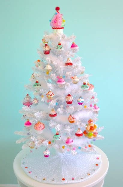 cupcake themed christmas tree hello nutritarian