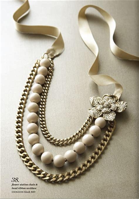 how to make ribbon jewelry new talent at talbots quintessence