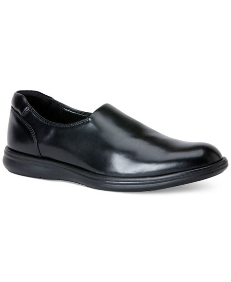 calvin klein shoes lyst calvin klein otto shoes in black for