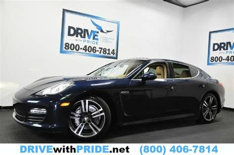 Porsche Ei 2012 by 2012 Porsche Panamera For Sale In Houston Tx Cargurus