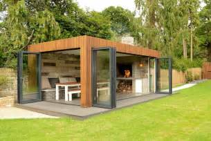 Enclosing Patio All Weather Braai Bbq Contemporary Shed Other