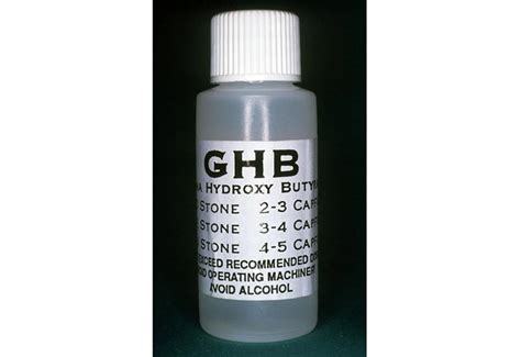 Ghb Withdrawal Detox by Ghb Addiction Information About The Dangerous Depressant