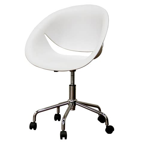 Plastic Swivel Office Chair In Modern Chairs Swivel Modern Chairs