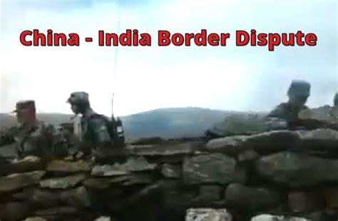 187 china provokes confrontation on indian border