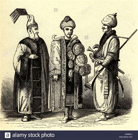 ottoman empire 19th century military turkey infantry janissaries in the 18th