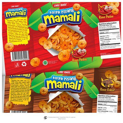 Kemasan Untuk Keripik sribu packaging design desain kemasan untuk keripik pisan