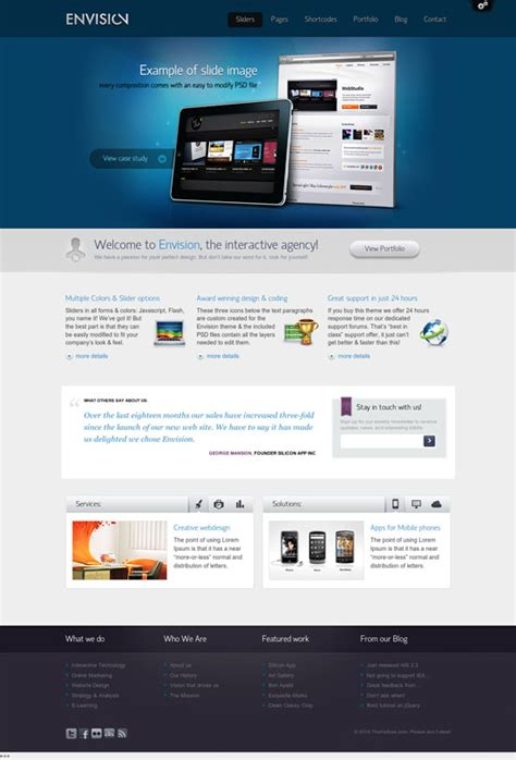 13 Best Portfolio Web Templates Best Web Templates