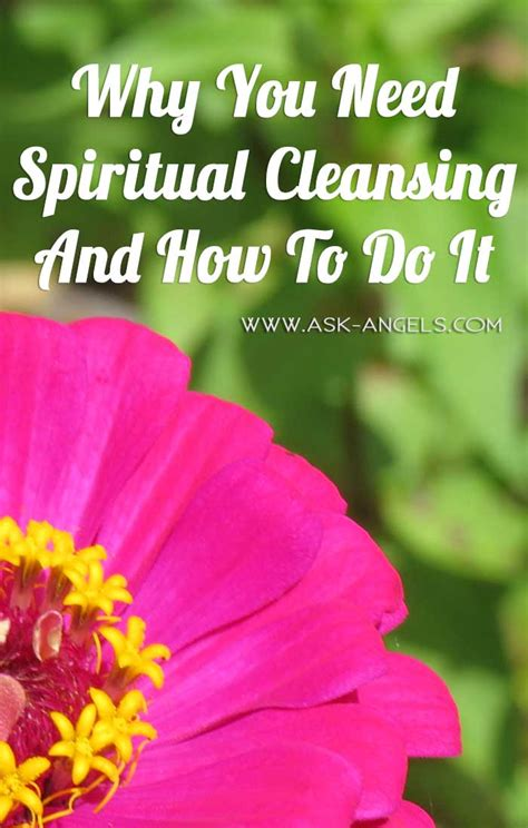 How To Do A Spiritual Detox by Why You Need Spiritual Cleansing And How To Do It