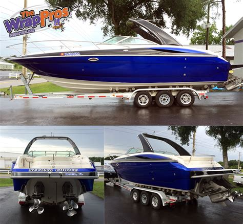 boat paint black cosmic blue black color change boat bb graphics the