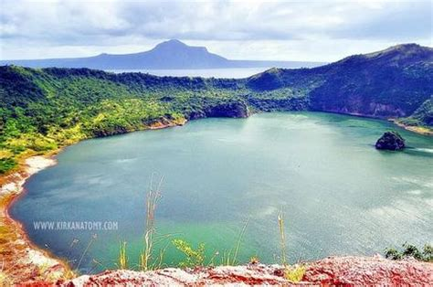 Essay About Taal Volcano by Trekking To Taal Volcano Paperblog