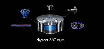 Vaccum Deals The 360 Eye Is Dyson S First Robotic Vacuum Cleaner
