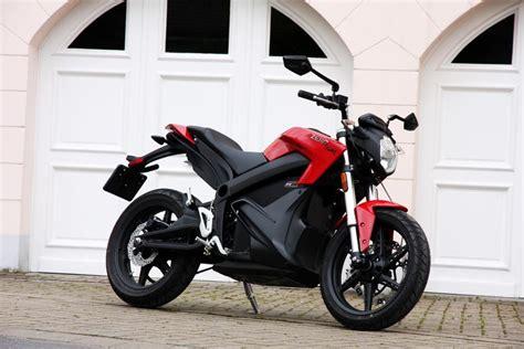 Elektro Motorrad Getriebe by Elektromotorrad Die Neue Zero Sr Beschleunigt Rasant