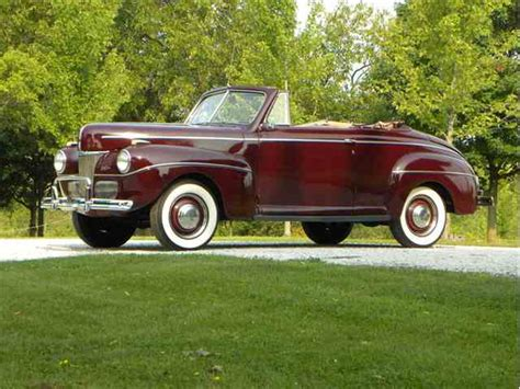 1941 ford convertible 1941 ford convertible for sale on classiccars 6