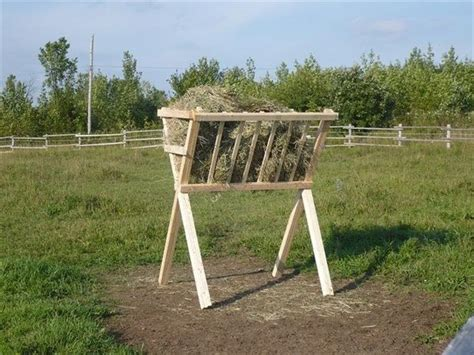 How To Make A Hay Rack For Horses by 25 Best Ideas About Feeder On Hay