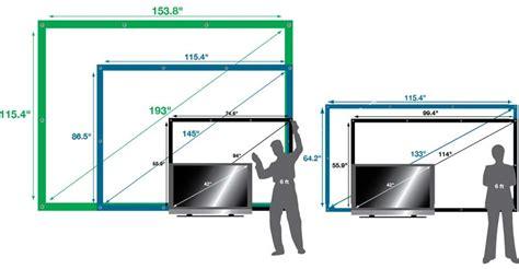 Screen Projector Manual 133 Inci elite screens 133 inch 16 9 diy screen indoor and outdoor projector screen 64 9