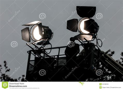 lights that move to light stock photo image 55198240