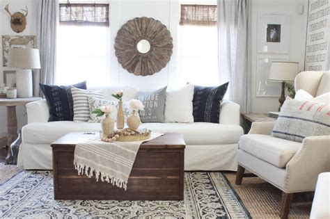 slipcover furniture living room 15 rustic home decor ideas for your living room