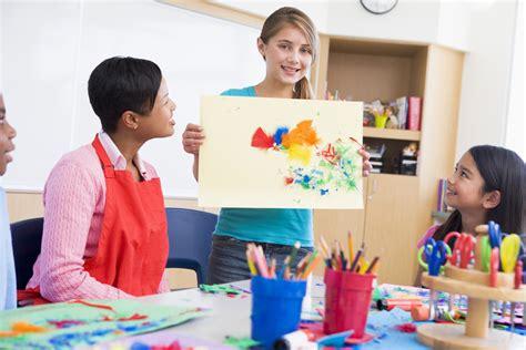 painting in school the importance of in schools preschool