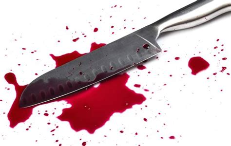 pictures of knives with blood on them the southern daily south africa inside south africa s news