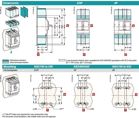 miniature circuit breaker wiring diagram jeffdoedesign