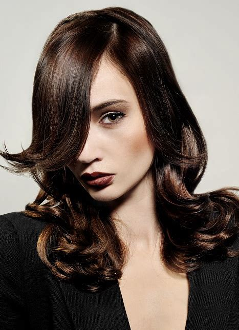 deep side part and long bangs hair beauty pinterest pictures best hair trends for summer 2013 deep side