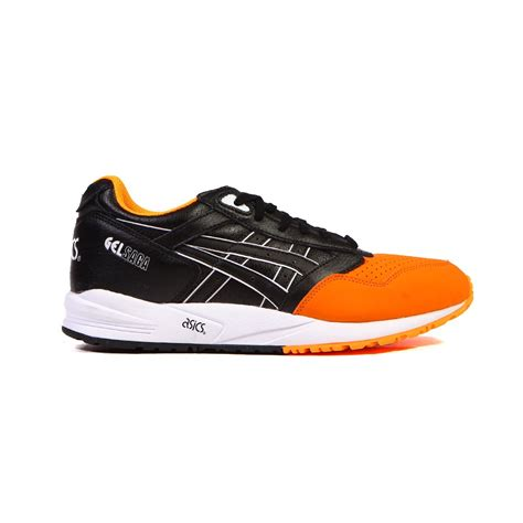 Asics Gel Saga Premium Import asics gel saga orange pop black s shoes h5v4y 3090