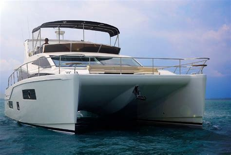 used boats for sale in hudson fl 2015 used hudson power catamaran boat for sale