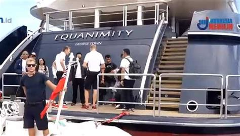 yacht bahasa indonesia indonesian police seize luxury yacht linked to 1mdb probe