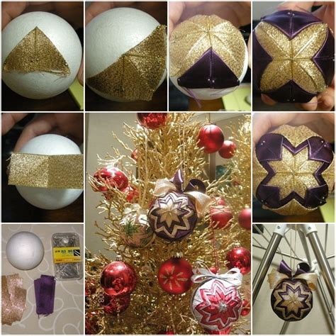 the perfect diy christmas patchwork ornament the perfect diy