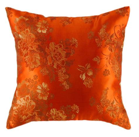 Orange Sofa Pillows Orange Accent Pillow Pillow Bedroom Pillow