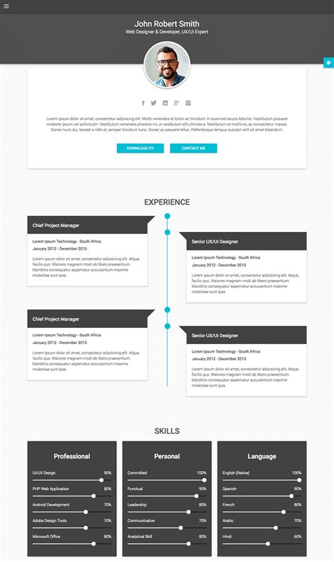 bunch ideas of resume sample personal information also download