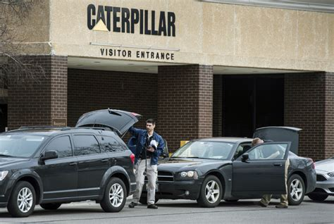 Irs Search Warrant Federal Authorities Including Irs Raid Caterpillar Offices In Illinois Toronto