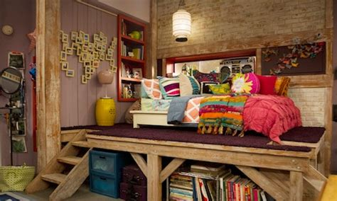 teddy duncan bedroom 10 of the coolest bedrooms on tv 6 m magazine