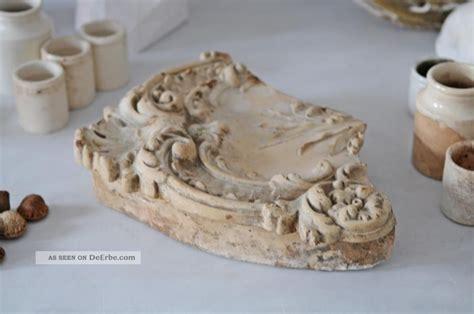 stuck barock 1800 barock sandstein stuck sims brocante stein aufsatz