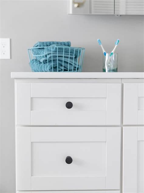 best mid range cabinets guest bathroom pictures from diy network blog cabin 2016