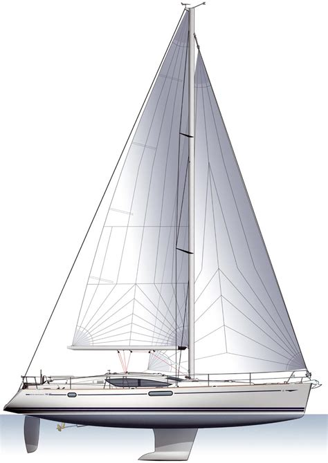 china doll yacht jeanneau 50ds quot china doll quot great lakes sailing co