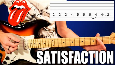 tutorial guitar rolling stones how to play satisfaction on electric guitar rolling