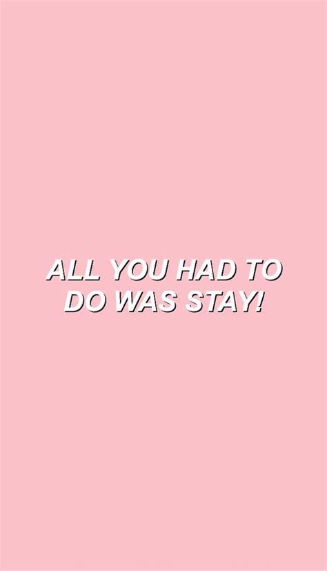 aesthetic lyrics wallpaper 1989 aesthetic lyrics pastel pink image 4525767 by