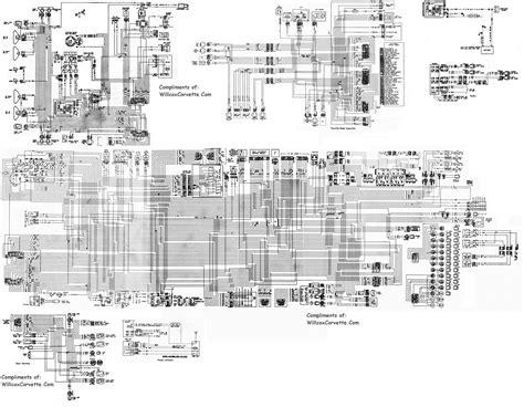 1979 corvette fuse diagram wiring library