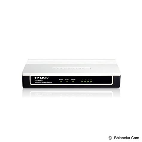 Router Bhinneka jual tp link td 8840t router consumer wired murah tp